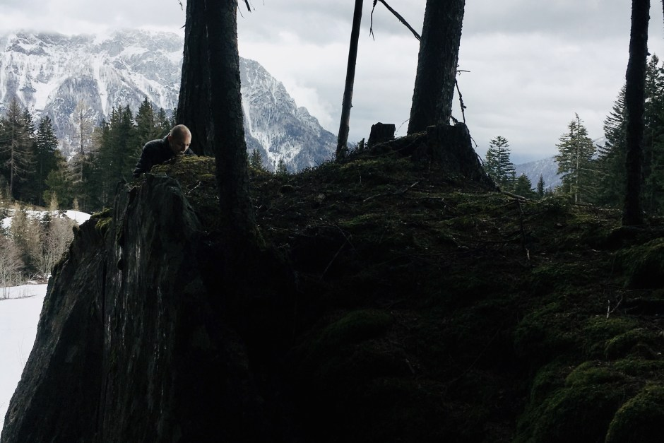Volcanic Tides - Music Composer Danijel Robnik in Slovenia.
