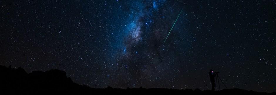 2021 Perseids Meteor Shower