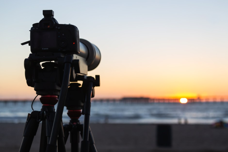 Ultra telephoto time-lapse - Page Films