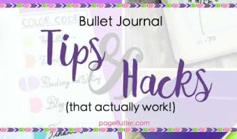 Bullet Journal Hacks That Actually Work!