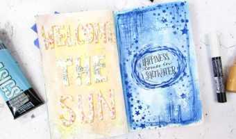 Summer Art Journaling Prompts to Capture Summer Sweetness
