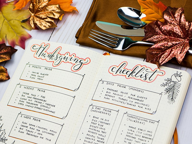 Gratitude Strategies For A Stress Free Thanksgiving Free Checklist