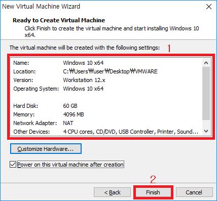 Windows 10 vm 7