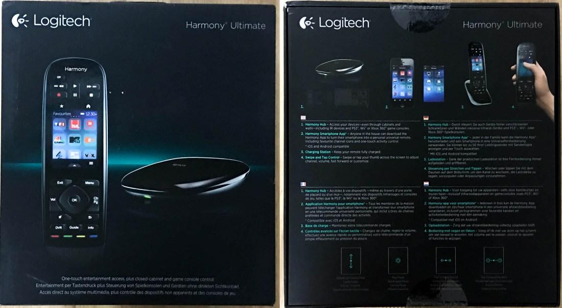 Logitech Harmony Ultimate 2