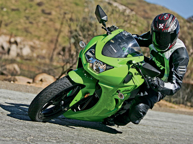 2008 Kawasaki Ninja 250r Service Guides