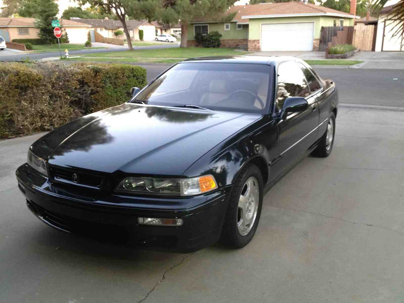 1995 Acura Legend Owners Guides