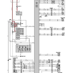 Volvo Xc90 Wiring Diagram Whirlpool Dryer Heating Element 2004 V70 Auto Electrical S40 V50 S60 S70 C70 Xc70