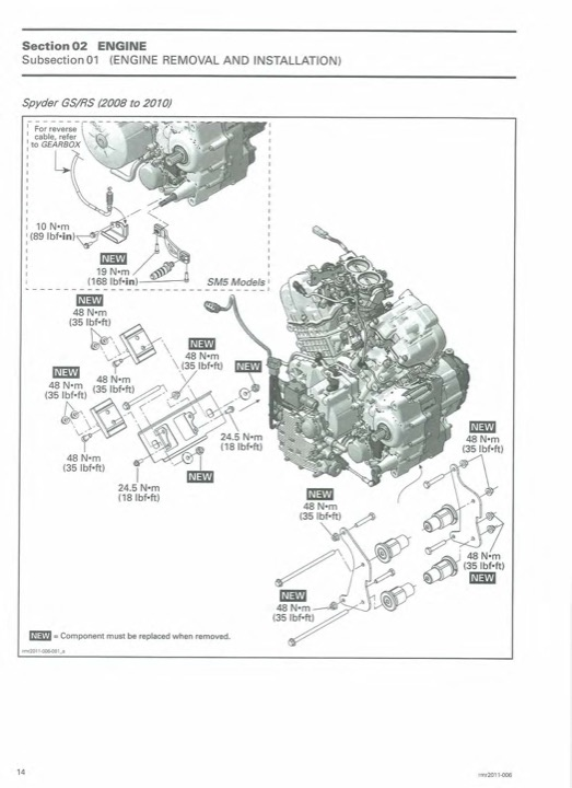 all atv wiring diagram nasa space suit brp can-am spyder gs, rs roadster 2008-2011 workshop repair & service manual ...