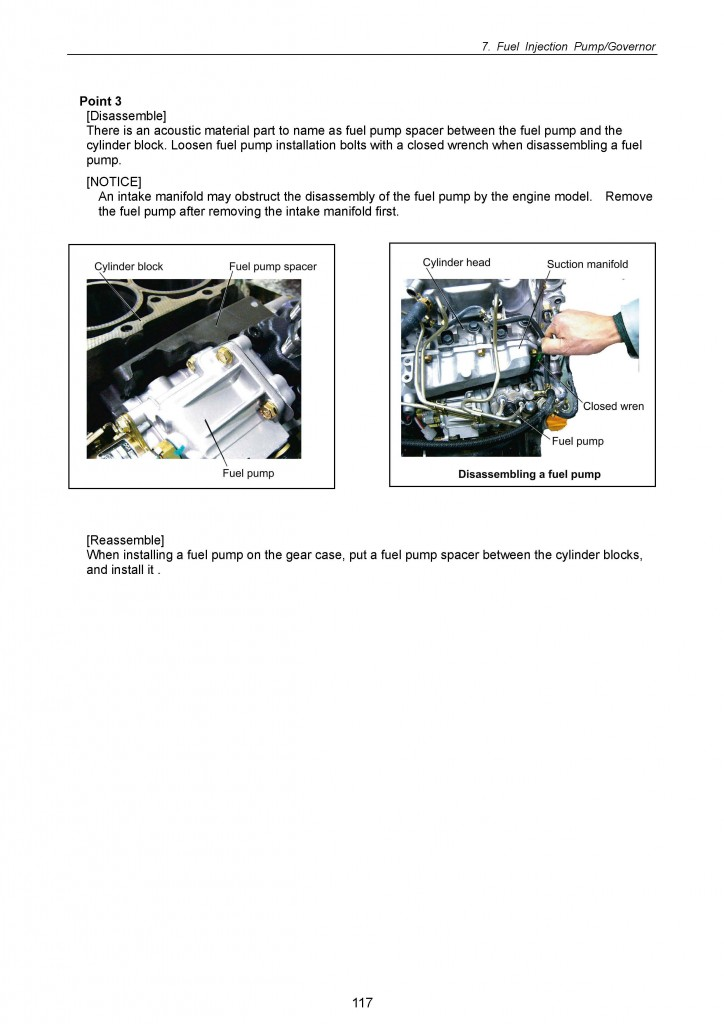Komatsu Diesel Engines Workshop Repair & Service Manual