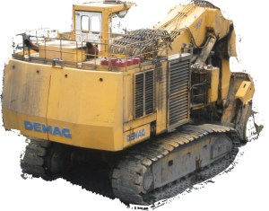 KomatsuDEMAG Hydraulic Shovels Factory Service & Shop