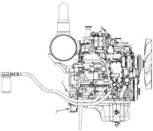 Komatsu 107E Series Engines Factory Service & Shop Manual