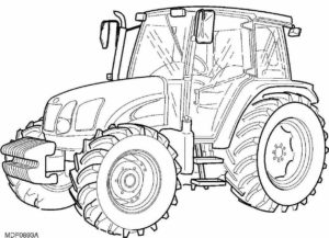 New Holland T5030, T5040, T5050, T5060 Tractors Factory