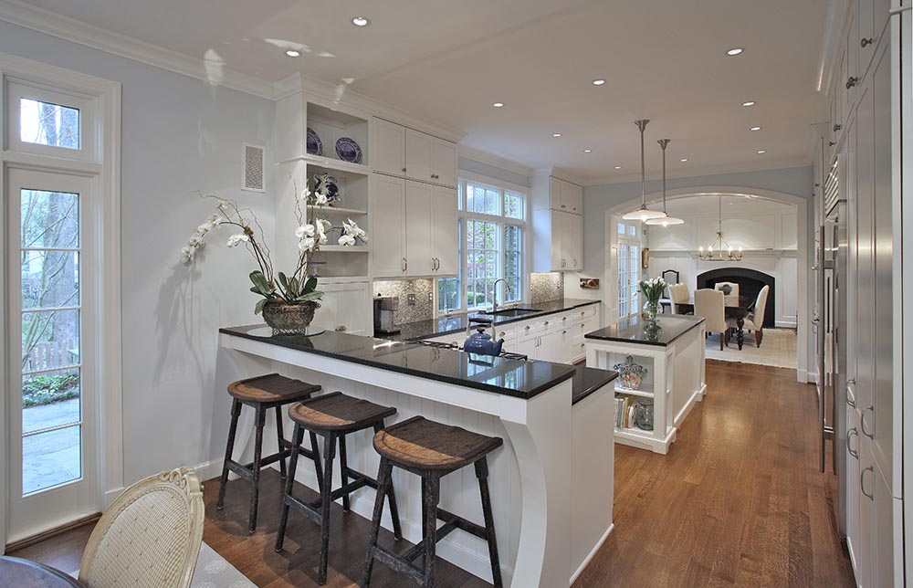 Kitchen And Dining Room Combination Makeovers Novocom Top