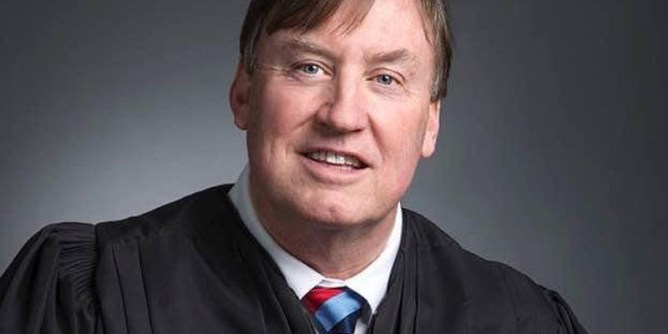 Court of Appeals Justice