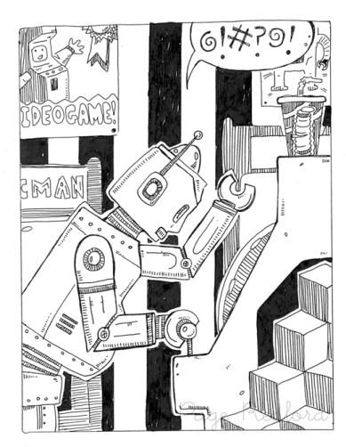 Robot Arcade
