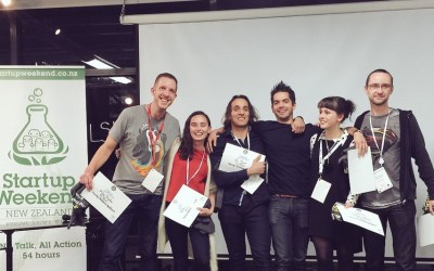 Startup Weekend Auckland 2015, and the winner is….
