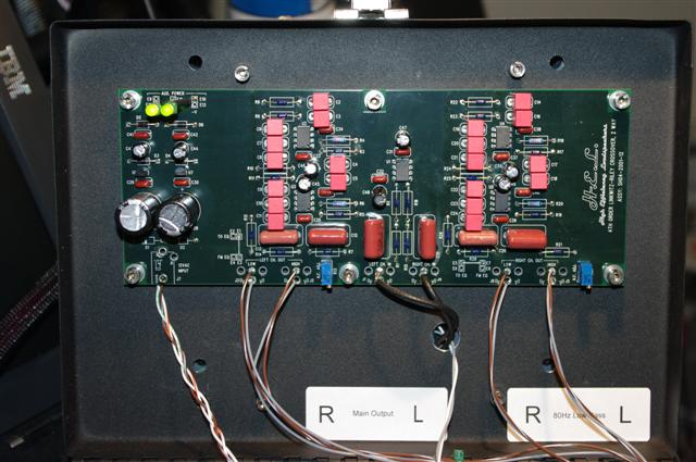 Way Active Crossover Circuit Circuit Wiring Diagrams