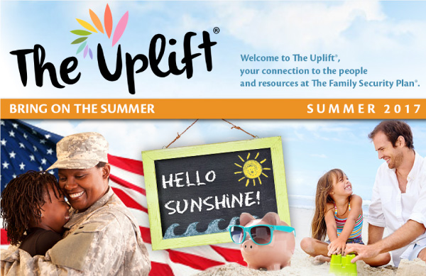 Celebrate summer with The Uplift