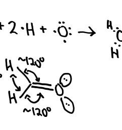 h2co bond angle [ 2289 x 1429 Pixel ]