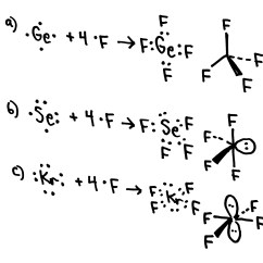 Electron Dot Diagram For Al The Night Book Plot Lewis Structure Of Sef4