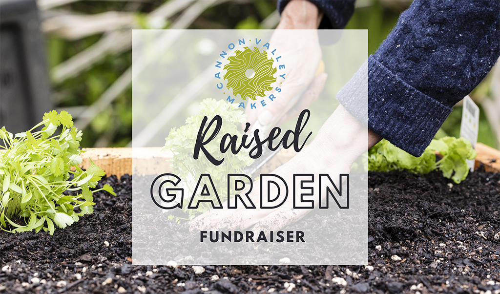 Raised Garden Fundraiser