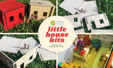 Little House Kits are Back!