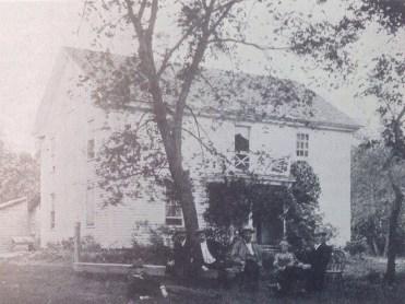 Holden Parsonage. Beginning of St. Olaf College.