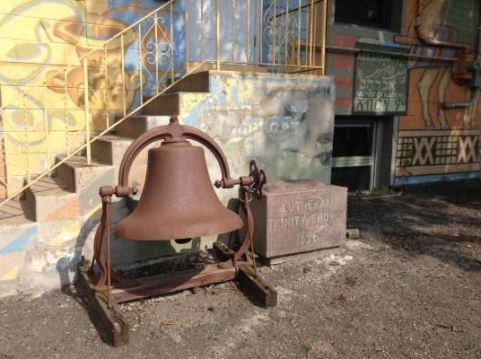Trinity Cornerstone and Bell