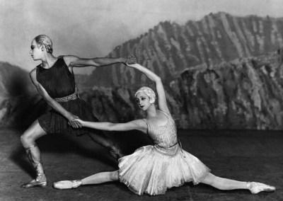 Ballets Russes Maps