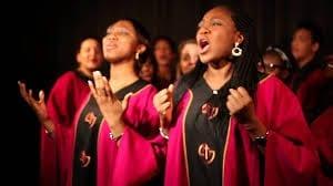 Mapping Black Gospel Music