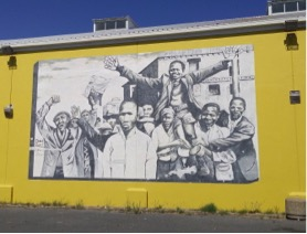 Mural-of-protest-march