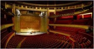 Inside the Théâtre des Champs Élysées