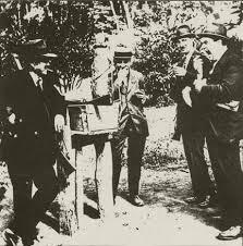 Paul Claudel and Darius Milhaud in Rio 1917
