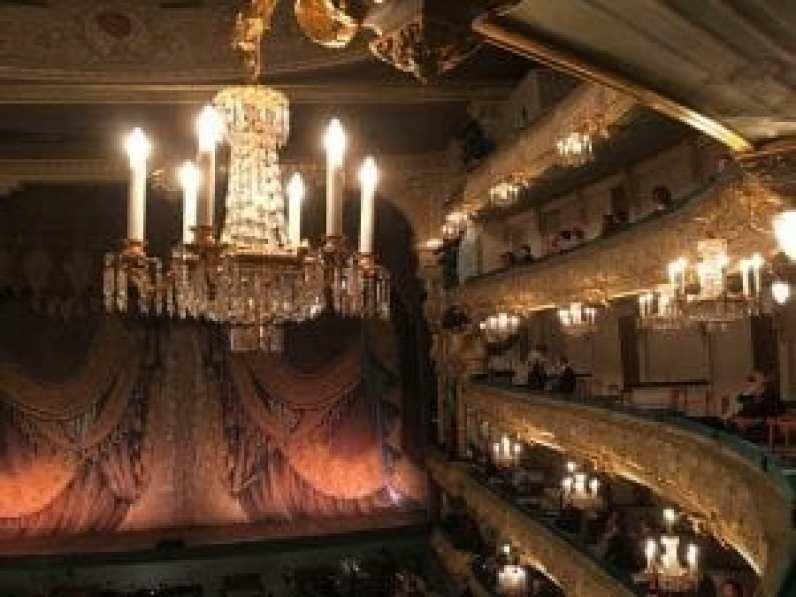 Historic Mariinsky Theater, 2016