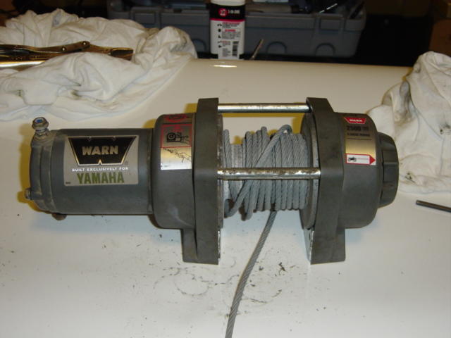 warn atv winch parts diagram 2001 honda civic lx ac wiring schematic 2 5ci breakdown skid plate