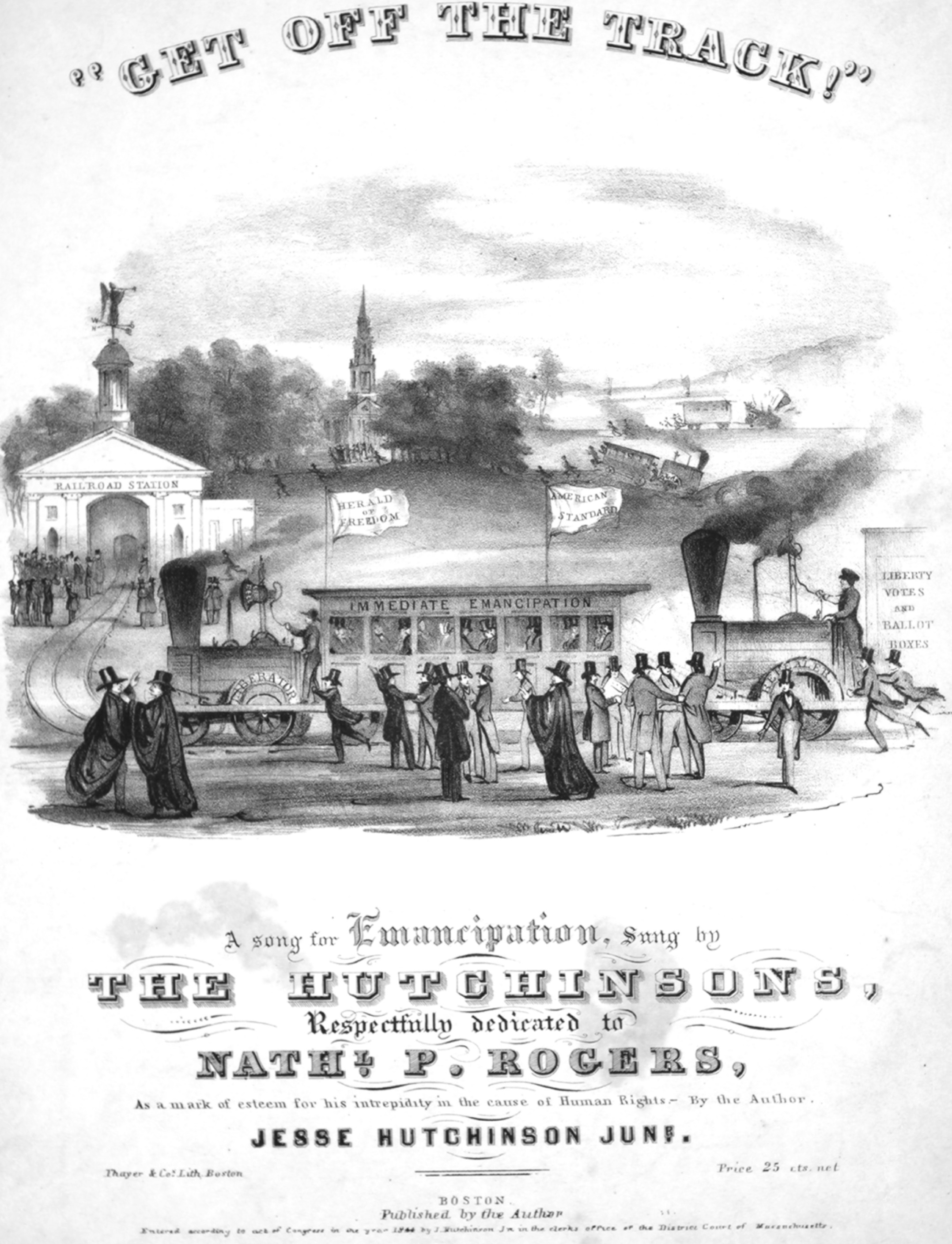 Using Music to Teach Abolitionist History :: Mid-Hudson