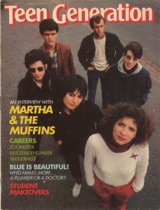 Martha And The Muffins : martha, muffins, House, Band:, Martha, Muffins, Musical, Urbanism