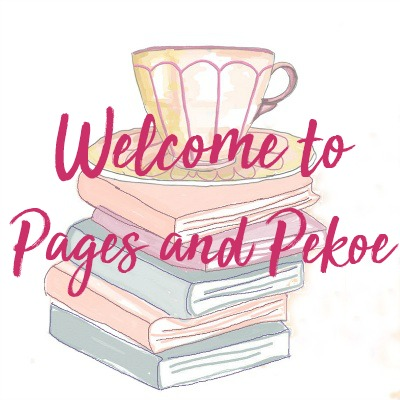 Welcome to Pages and Pekoe – A new book blog!