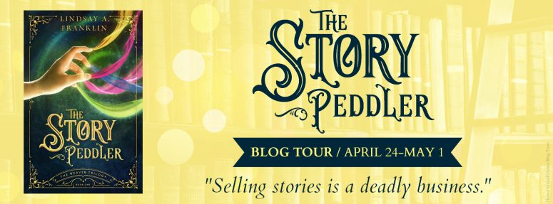 The Story Peddler Blog Tour!