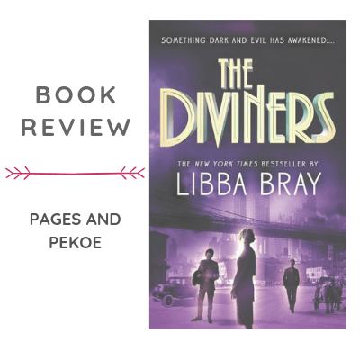 Book Review: The Diviners || Pages and Pekoe