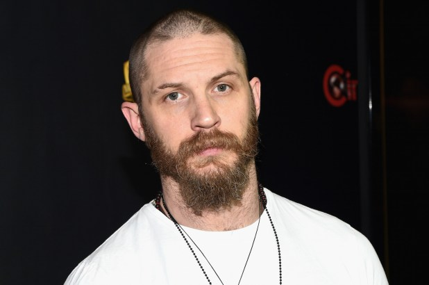 Tom Hardy Says He Couldn T Actually Kill Anyone Page Six