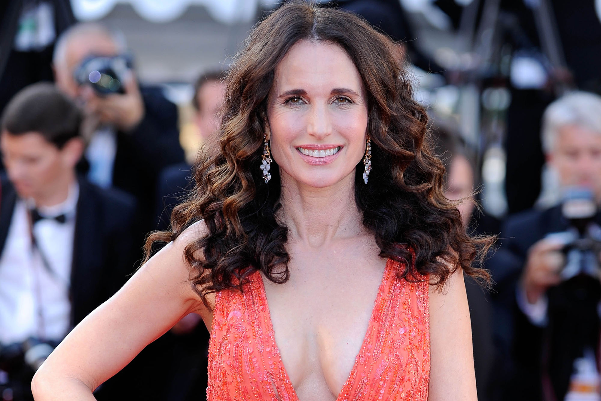 Andie MacDowell Is Out Of The Spotlight, But Where Did She Go?