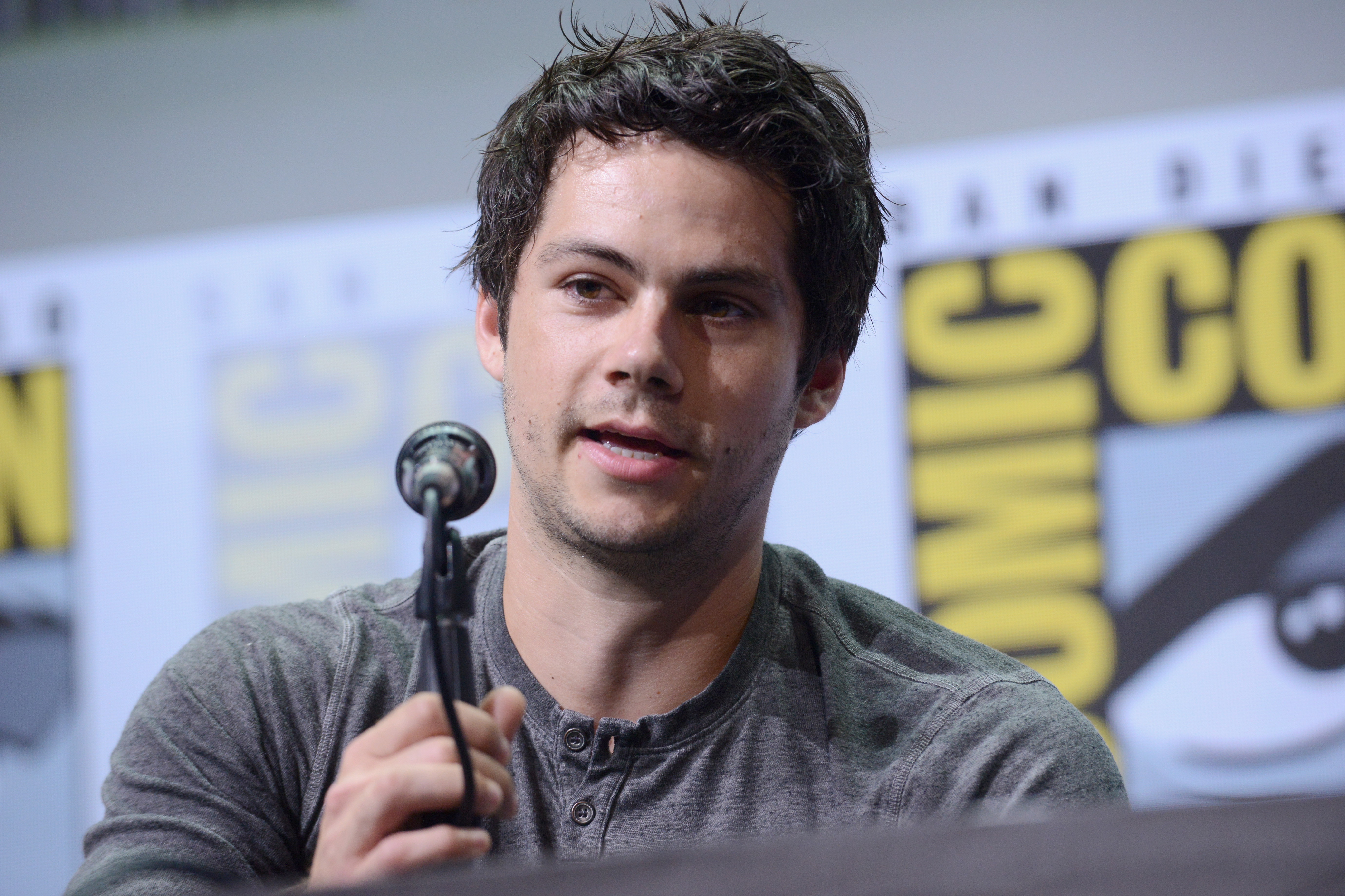Dylan O'Brien says acting helped recovery from set ...