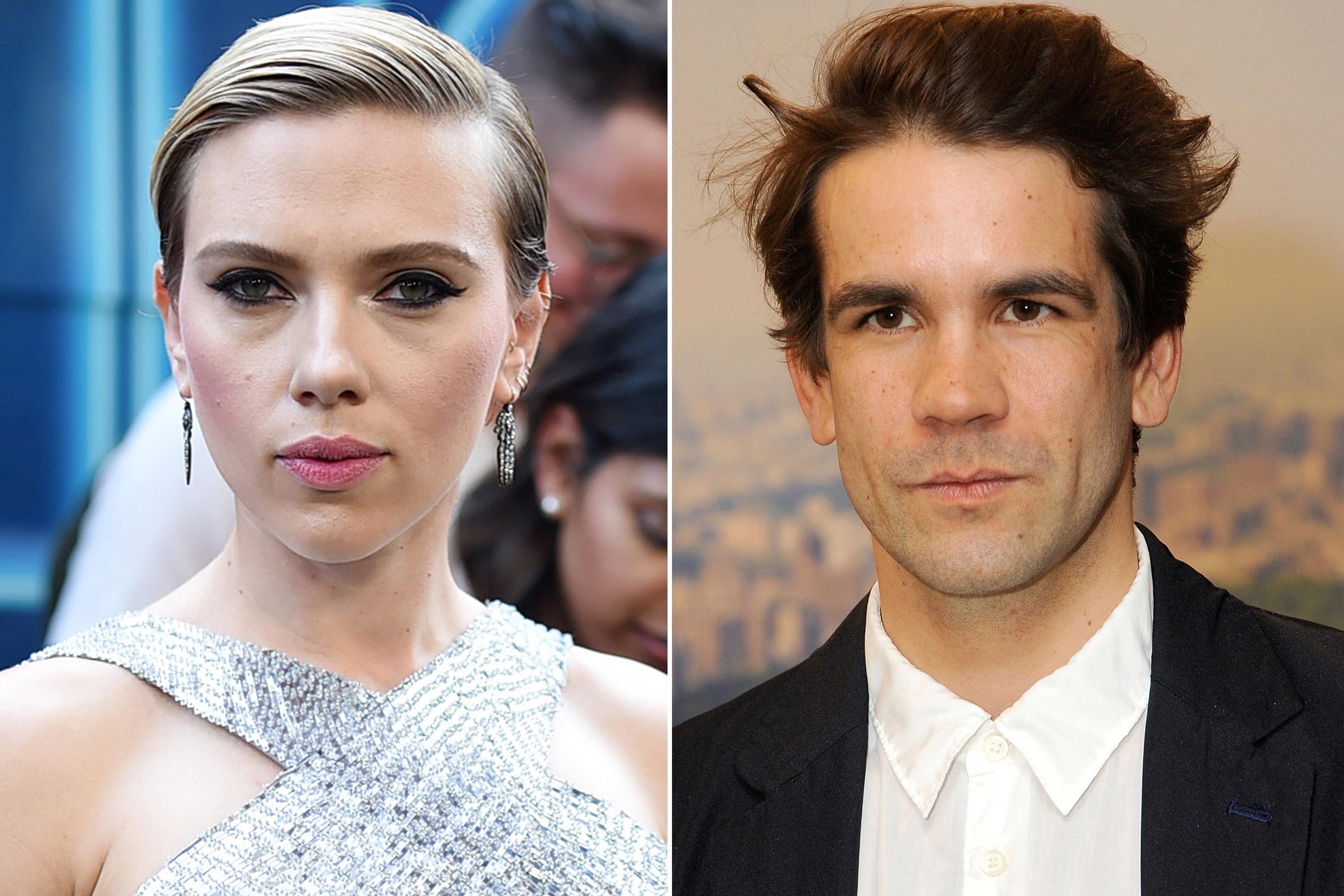 Scarlett Johansson Finalizes Divorce And Settles Custody Fight Page Six