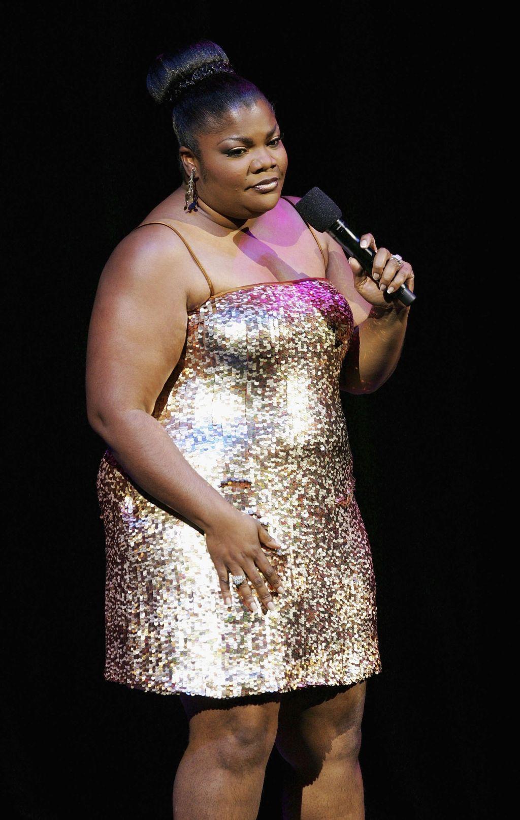 Monique Weight Loss 2016 : monique, weight, Mo'Nique, Celebrates, Being, Under, Pounds