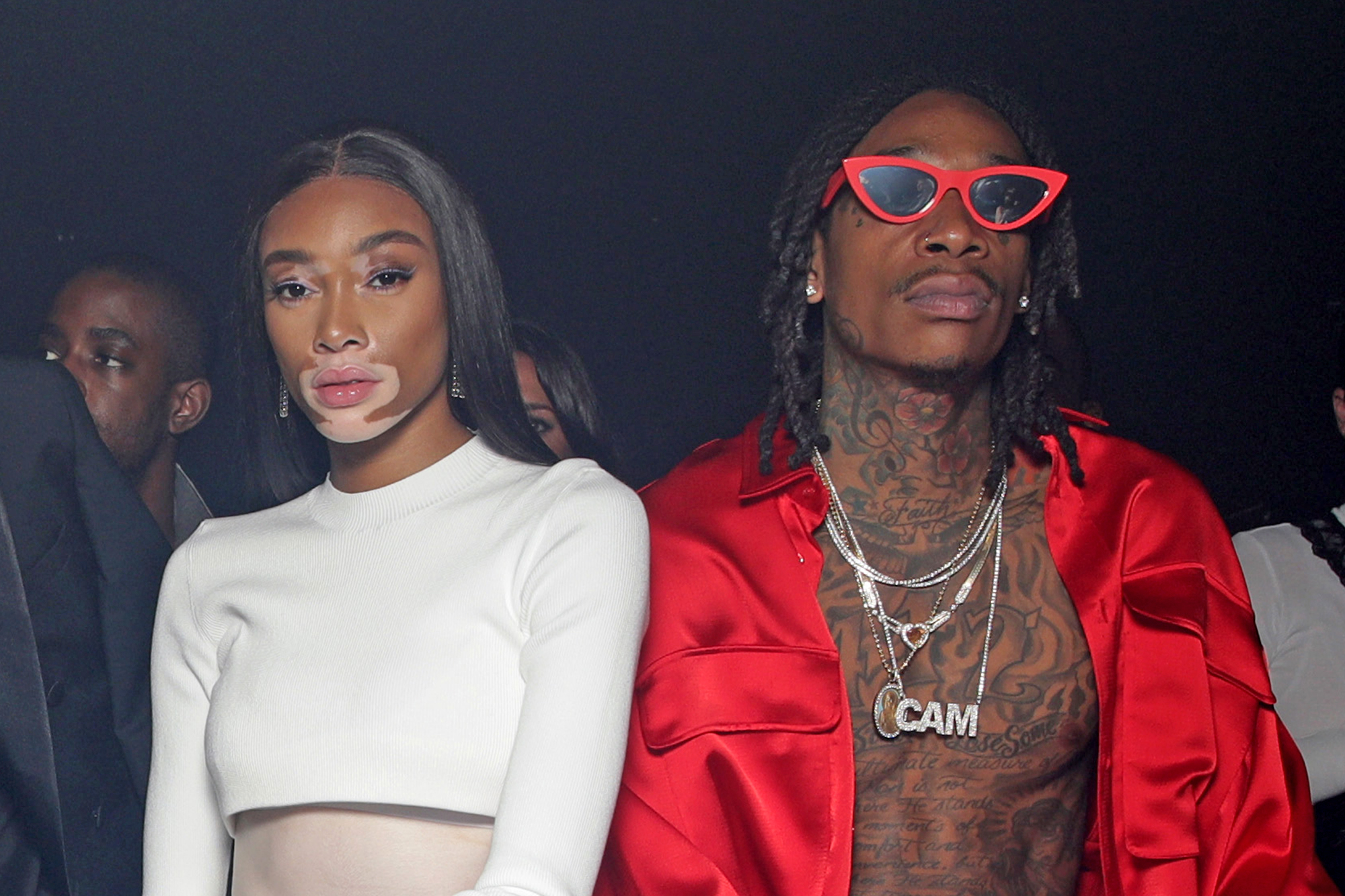 Amber Rose Hopes Wiz Khalifa And Winnie Harlow Really Are Dating