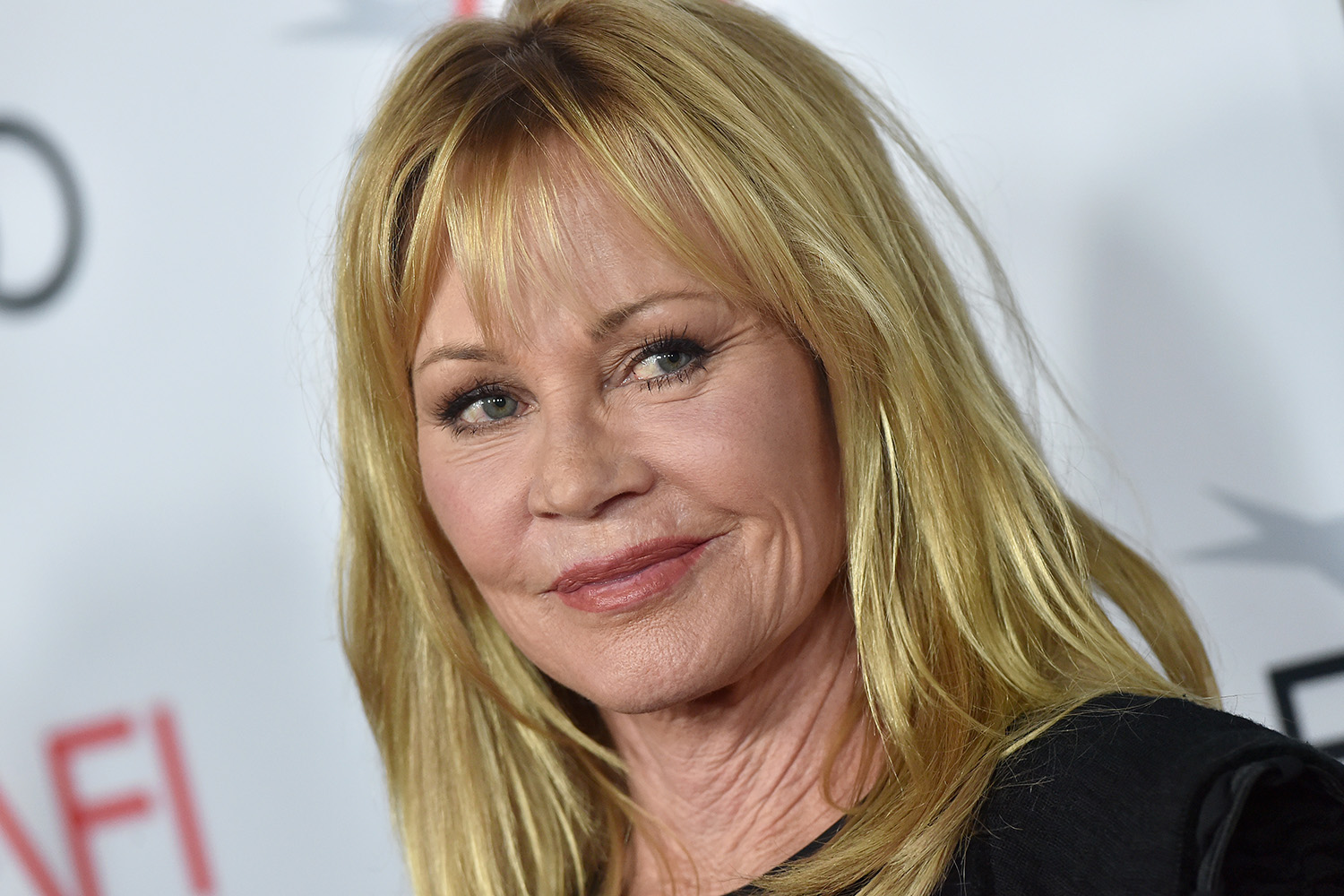 Melanie Griffith Four Times Divorced Marriage Isn T Relevant