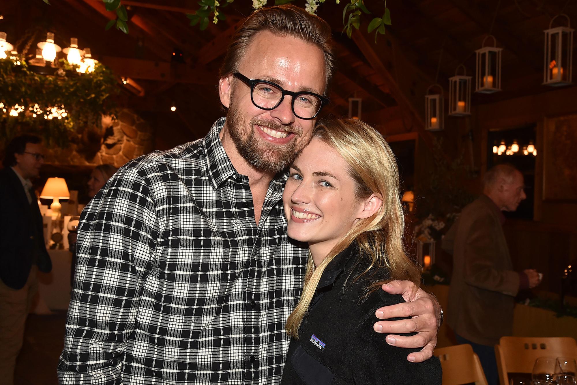 Amanda hearst dating dating 4 years