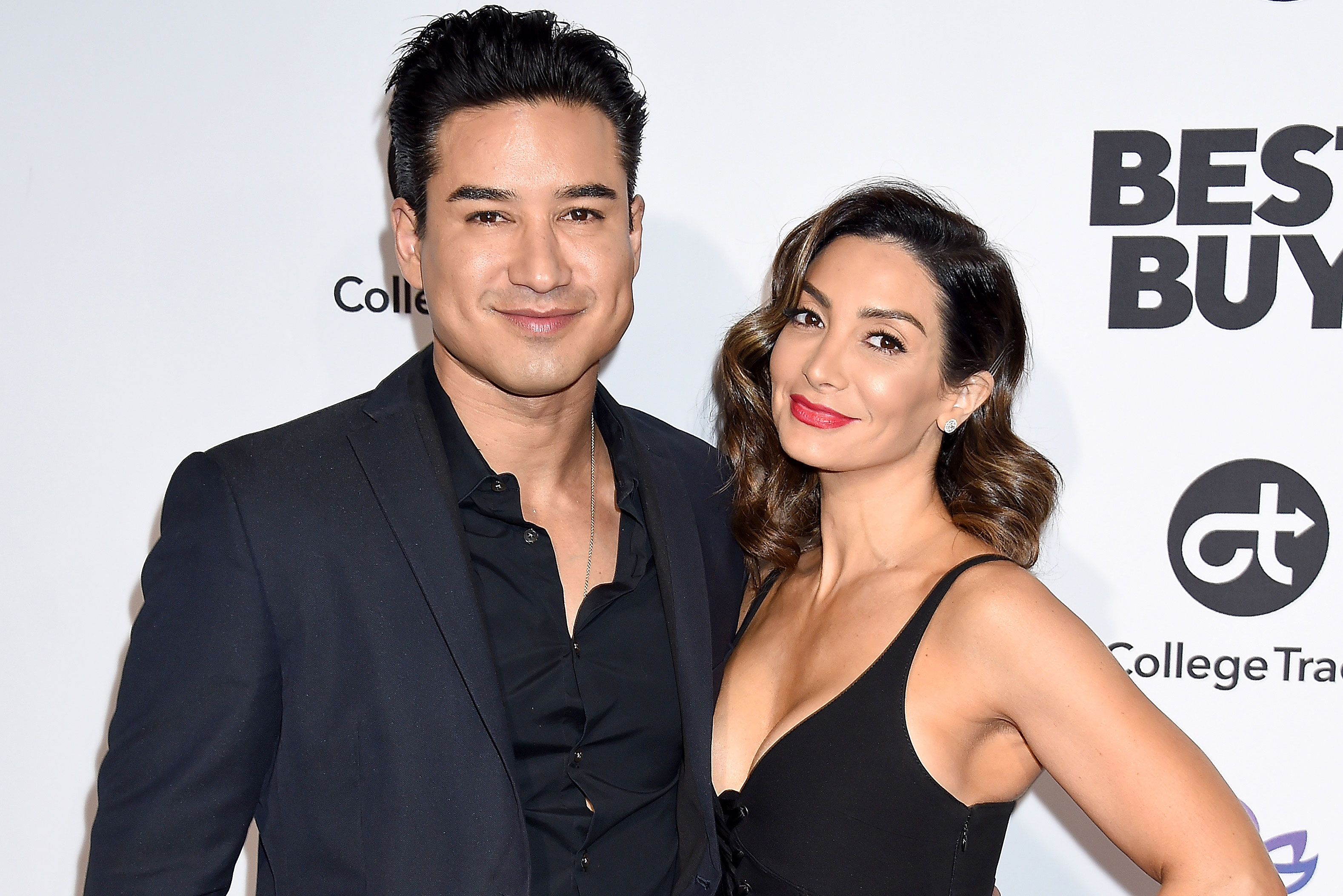 Mario Lopez And Wife Courtney Mazza Expecting Third Child