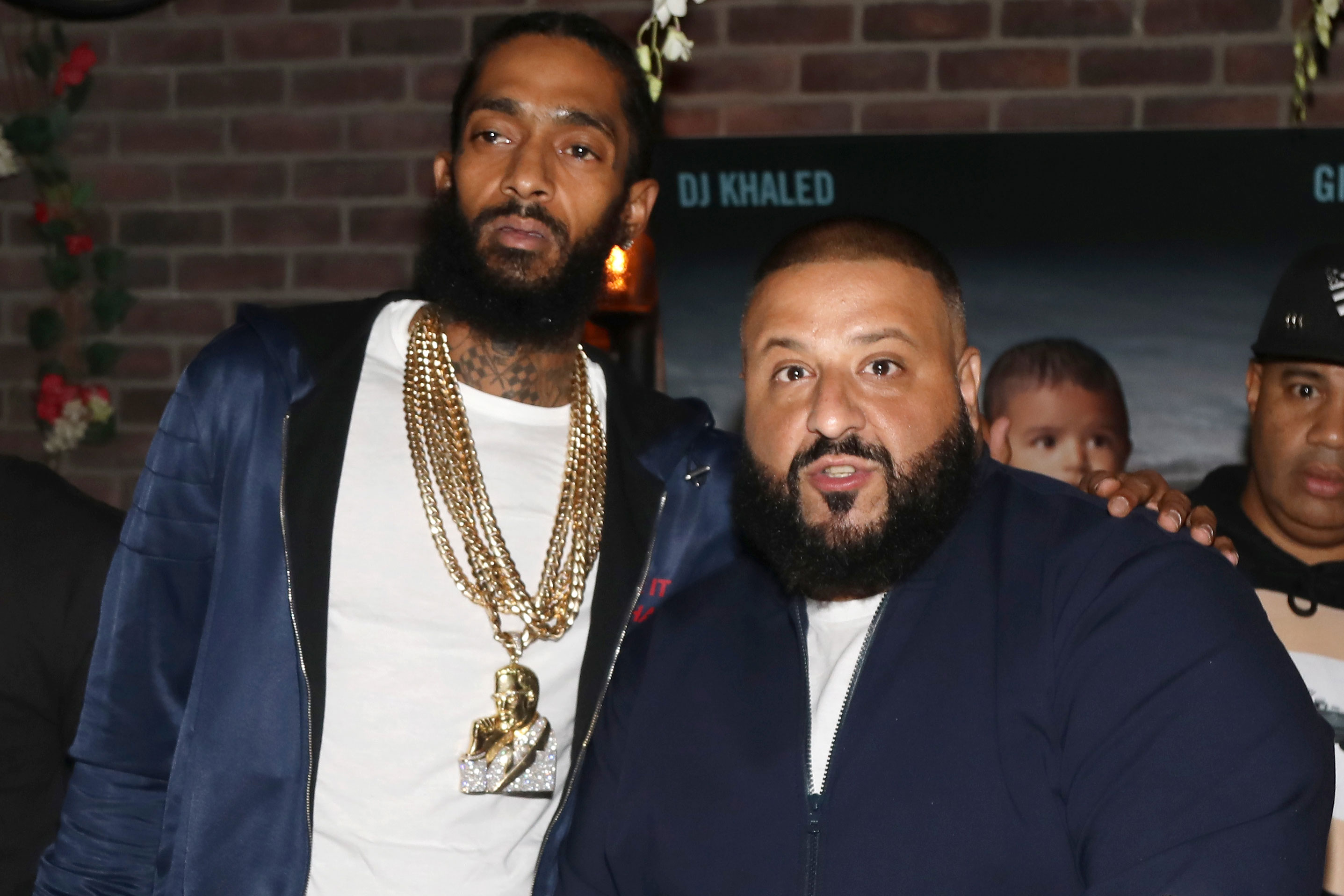 Dj Khaled Donating All Proceeds From Nipsey Hussle Song To Rapper S Kids